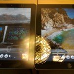 2 iPads side by side